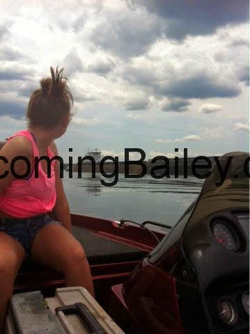 Because when you have the opportunity to spend a day on the lake…