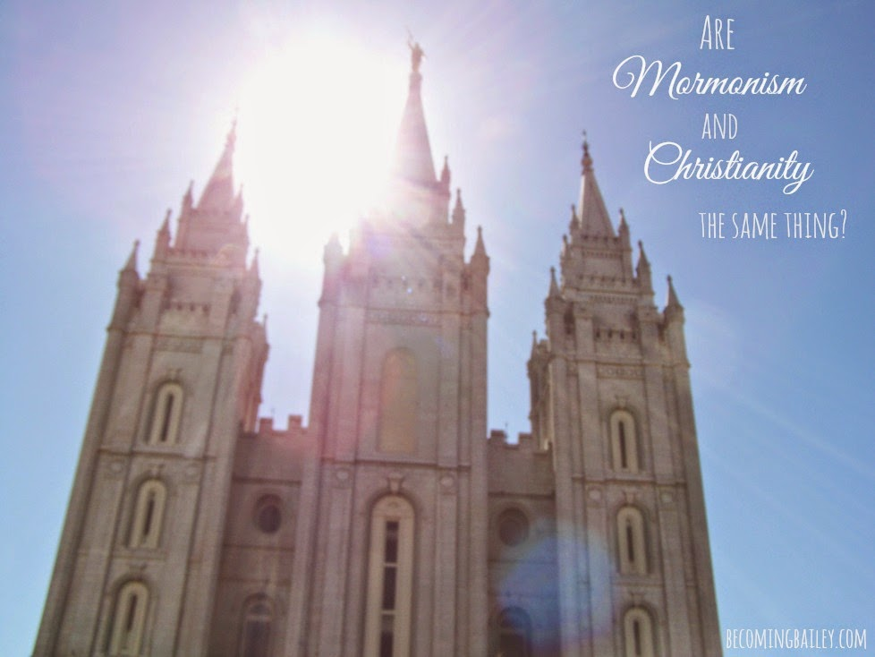 Protected: Are Mormonism and Christianity the same?