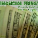 Financial Friday: YNAB Step Four Complete!