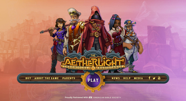 The Aetherlight: Chronicles of Resistance {Game Review}