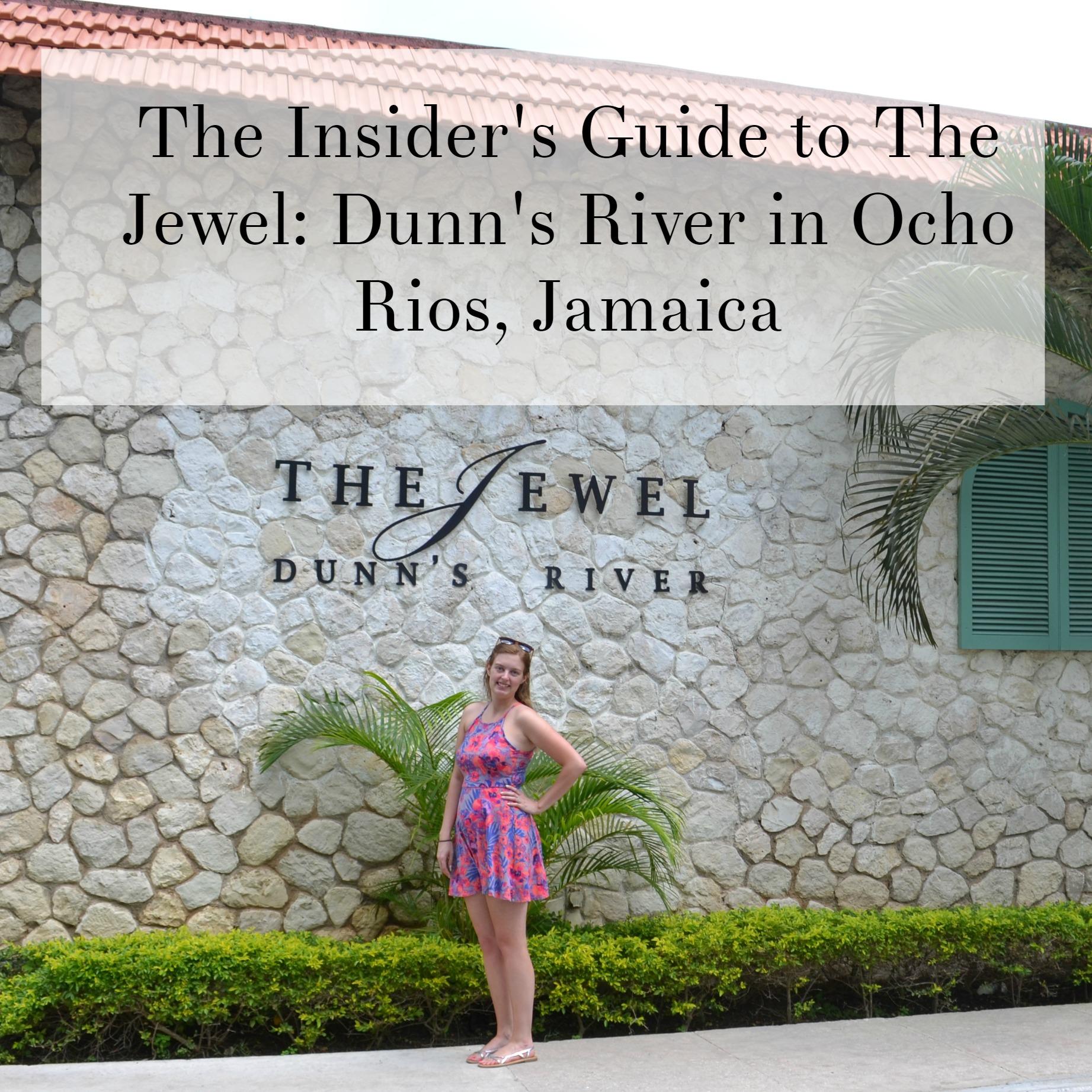 The Jewel Dunn's River Falls Ocho Rios Jamaica