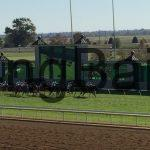 Heroes Day at Keeneland Horse Track