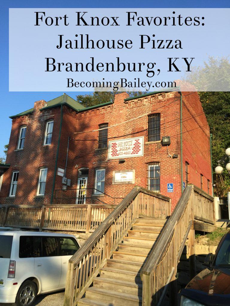 Jailhouse Pizza Brandenburg KY