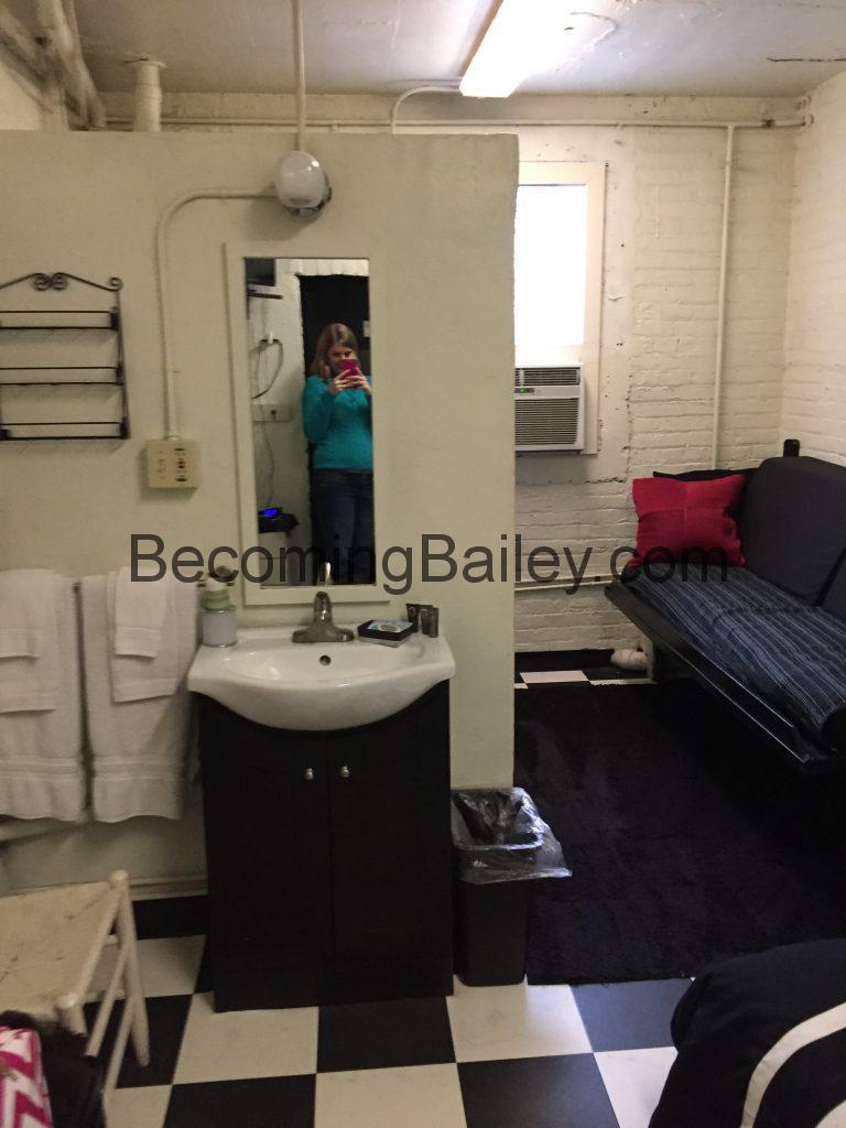 Jailer's Inn Jail Cell Room Bardstown, KY