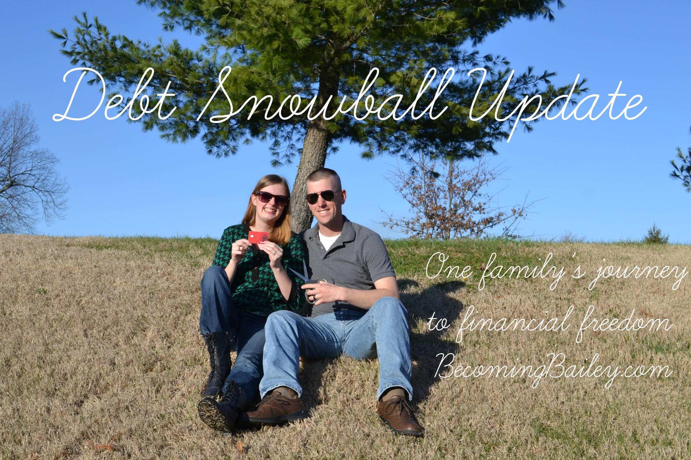 Debt Snowball Update: One Down, Three to Go!