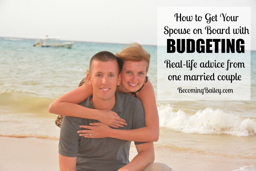 "How to Get Your Spouse On Board with the ""Dave Ramsey"" Lifestyle"