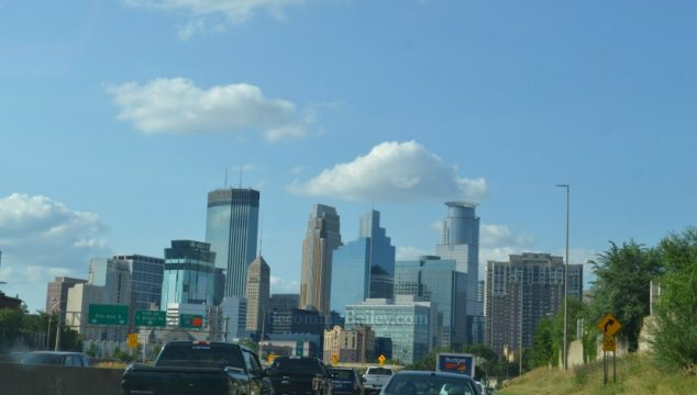 A Quick Trip to Minneapolis