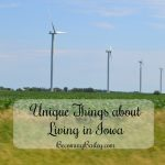 Unique Things about Life in Iowa