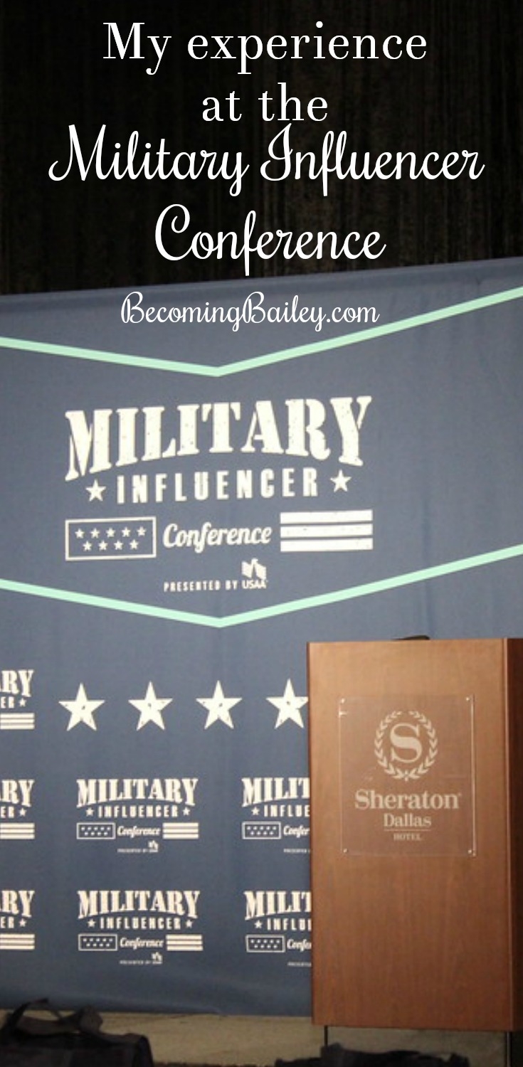 Military Influencer Conference recap