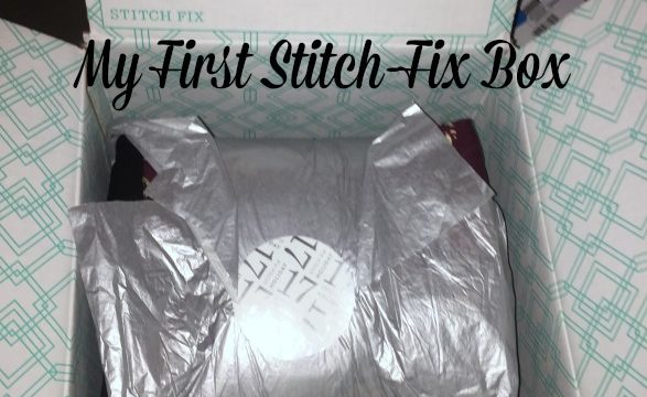 My First-Ever StitchFix Box Review