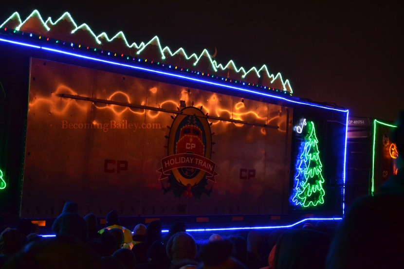Canadian-Pacific Holiday Train
