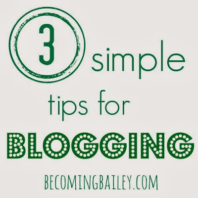 3 Tips for Balancing Blogging with Real Life