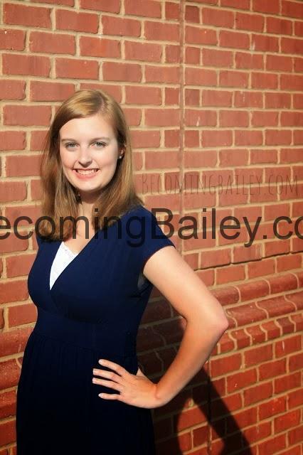 College Graduation: Senior Photos {Round 1}