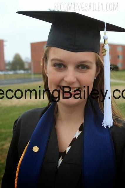 College Graduation: Senior Photos {Round 2}