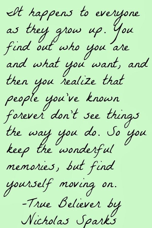 Favorite Book Quotes