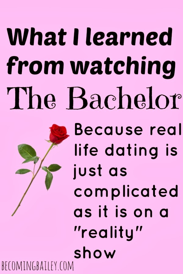 Dating Advice from The Bachelor