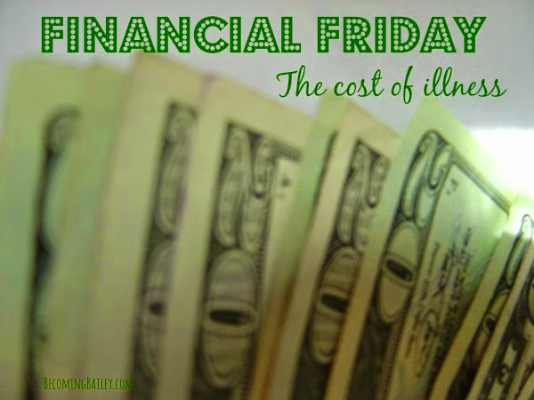 Financial Friday: The Cost of Illness