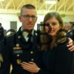 A Wonderful Weekend {Andy's Promotion Ceremony}