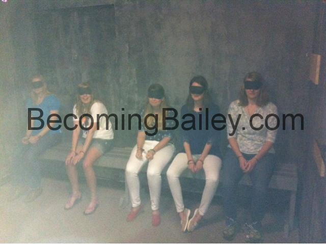 Bailey's Bachelorette Bash