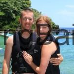 {Honeymoon in Jamaica} Swimming with Dolphins at Dolphin Cove