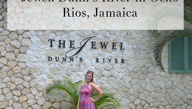 {Honeymoon in Jamaica} The Jewel: Dunn's River in Ocho Rios, Jamaica