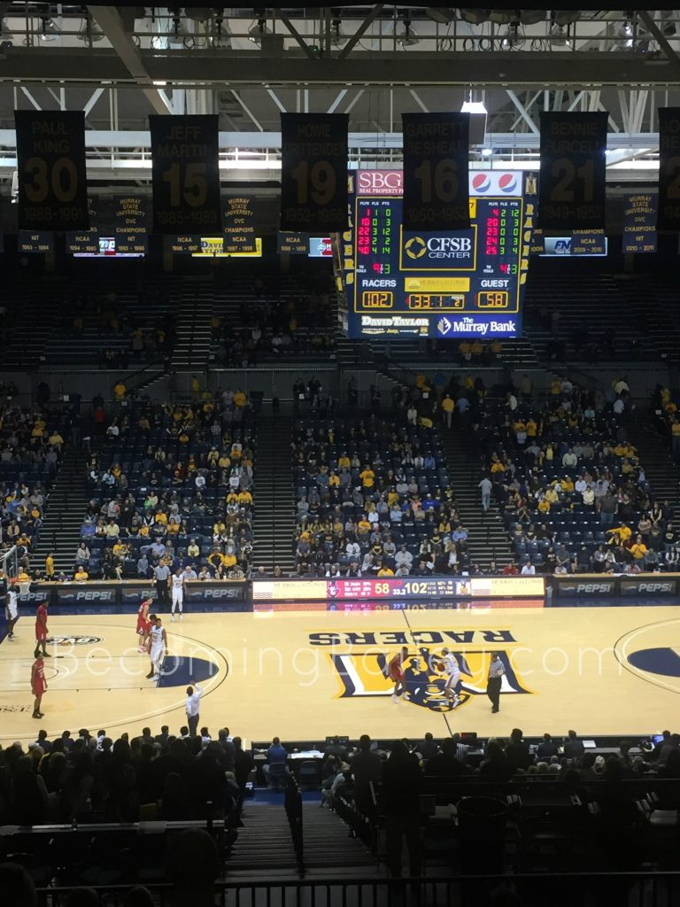 Murray State vs Austin Peay basketball