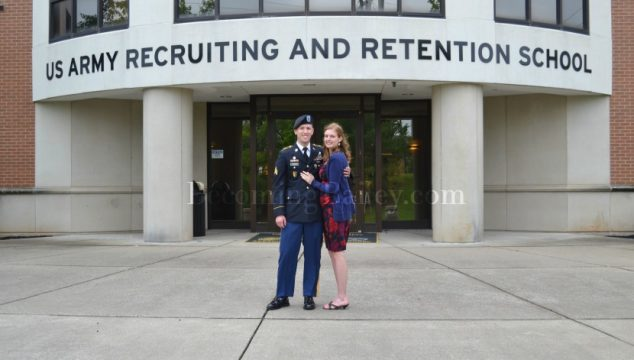 The newest US Army Recruiter