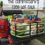Tips for Shopping at the Commissary's Case Lot Sale