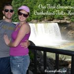 Our First Anniversary at Cumberland Falls