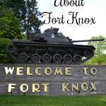 What I Miss About Fort Knox, Kentucky