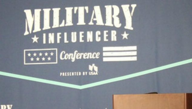 My Experience at the Military Influencer Conference