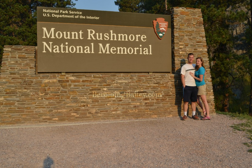 Visiting Mount Rushmore & Crazy Horse Memorial