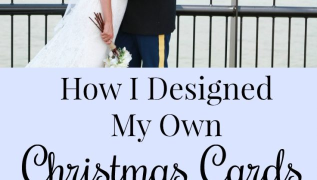 How I Design My Own Christmas Cards
