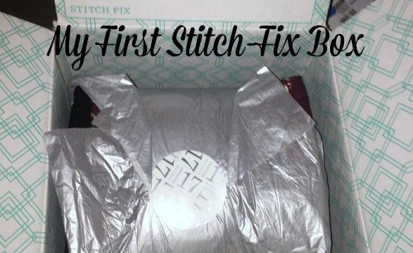 My First-Ever StitchFix Box Review