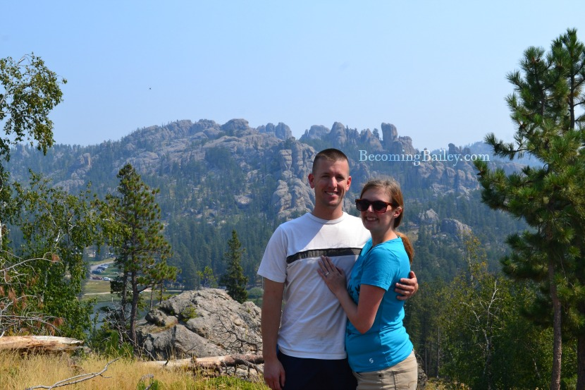 Visiting Custer State Park, SD (and driving down Needles Highway!)