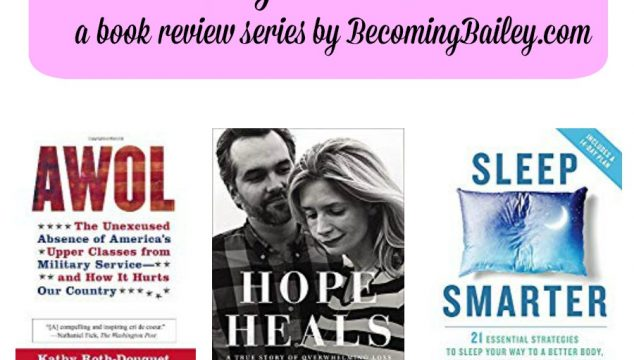 Recent Reads {August 2018}