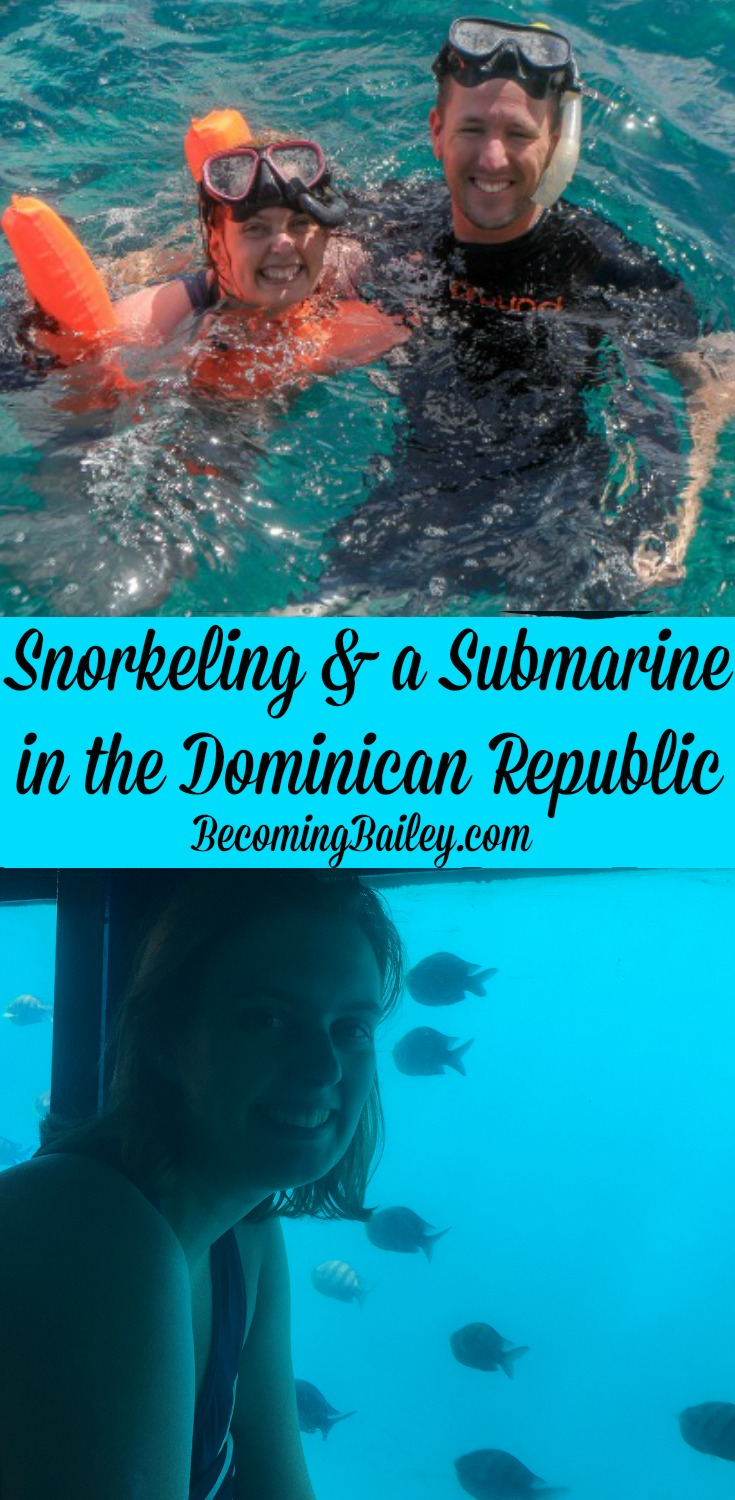 Our Saona Island Excursion: Submarine & Snorkeling