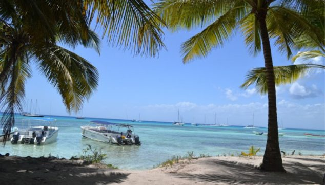 Visiting Saona Island in the Dominican Republic