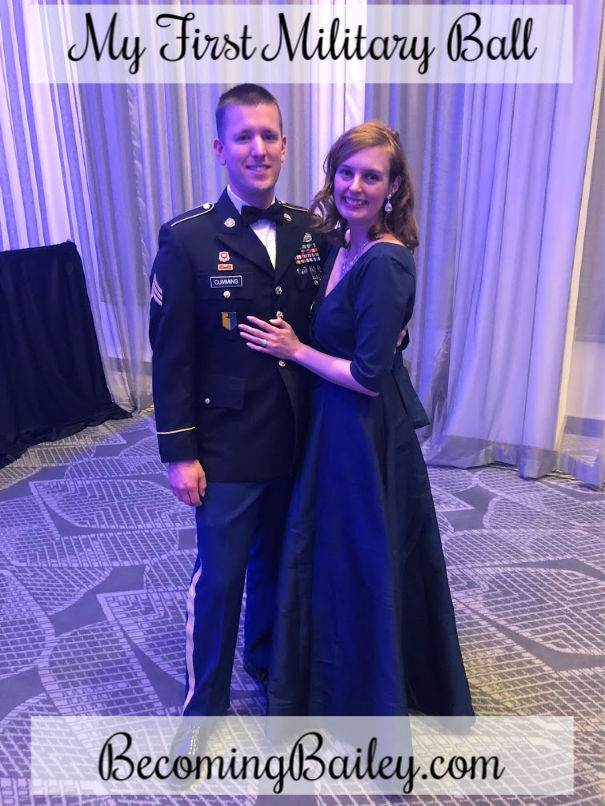 Annual Training in Minneapolis + My First Military Ball