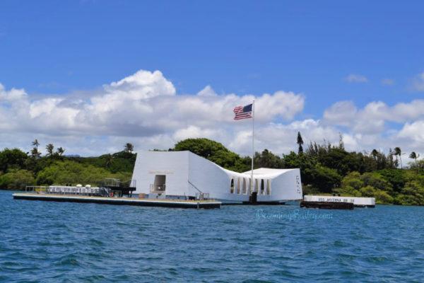 Our Hawaiian Babymoon: Visiting Pearl Harbor