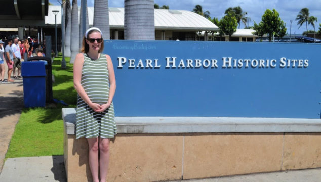 Our Hawaiian Babymoon: Visiting the USS Bowfin Submarine Museum at Pearl Harbor