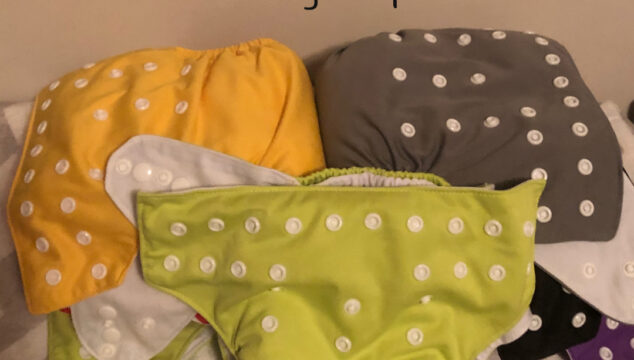 How + Why We Cloth Diaper