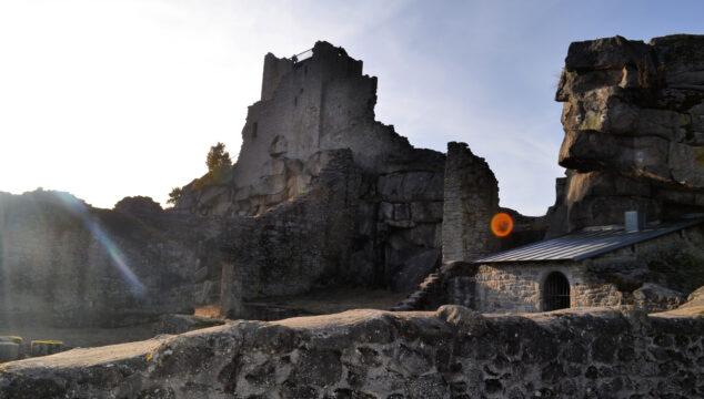 Burgruine Flossenbürg (Flossenburg Castle Ruins)