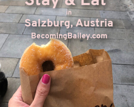 Where to Stay & Eat in Salzburg, Austria