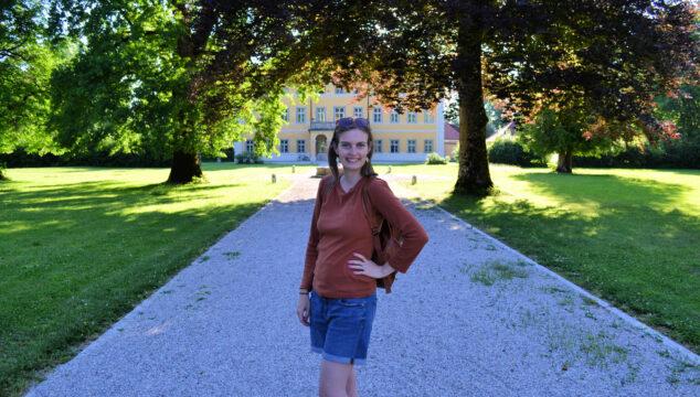Schlosses Frohnburg and Hellbrunn